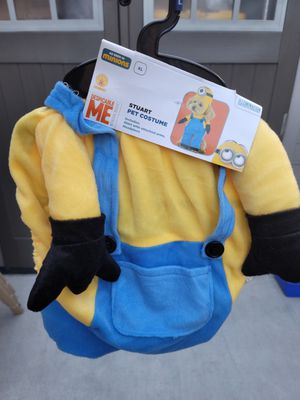 Minion pet costume for Sale in Los Angeles, CA