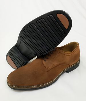 *NEW* Kenneth Cole Dress Shoes Brown Sz 11 for Sale in North Springfield, VA