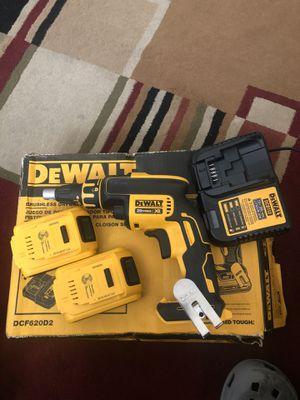 Brushless drywall screw gun kit for Sale in Vallejo, CA