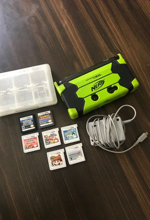 Nintendo 3ds plus games for Sale in Akron, OH