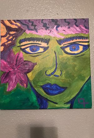 """LF painting """"green light"""" for Sale in Tampa, FL"""
