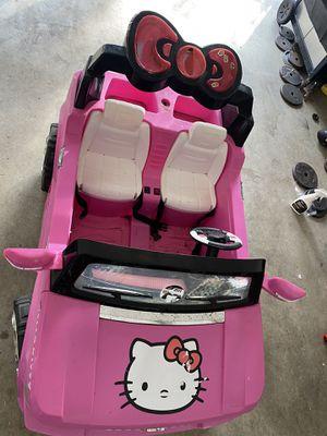 Electric Kid Car for Sale in Hercules, CA
