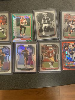 Lot Of 2020 PRIZM Rookies for Sale in Pearland,  TX