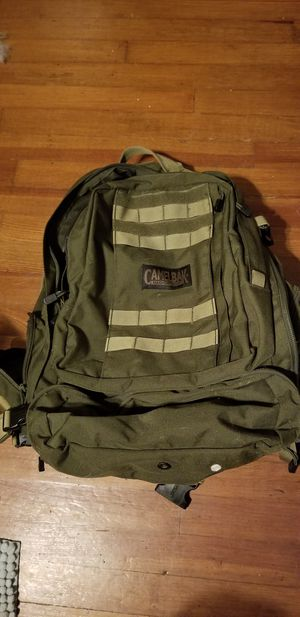 Camelbak hiking / survival backpack for Sale in Enfield, CT