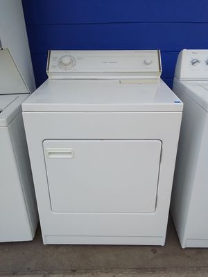 Whirlpool 4 cycle 3 temperature dryer for Sale in Tampa, FL