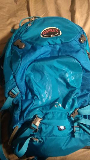 Osprey sirrus 24 backpack w/ bladder for Sale in Queens, NY