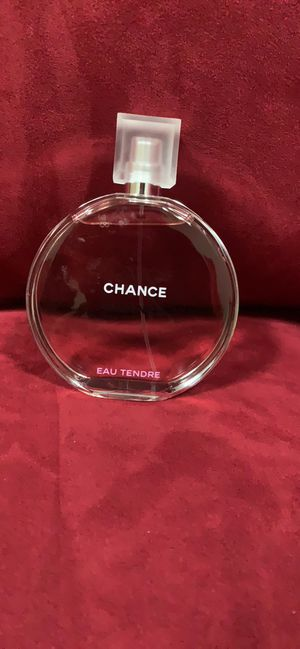 Chanel chance perfume for women for Sale in Odessa, TX