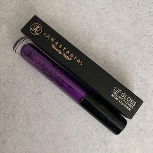 Anastasia Beverly Hills Lip Gloss Color: Purple Rain for Sale in Bradbury, CA