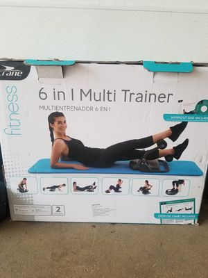 Workout fitness equipment for Sale in Roselle, IL