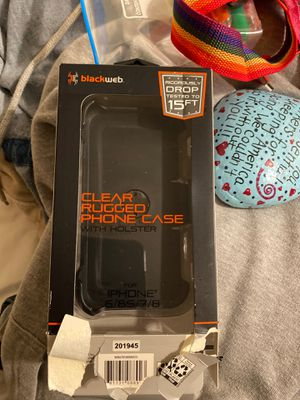 iPhone 6, 6S, 7, 8 Pocket Holster for Sale in Ontario, CA