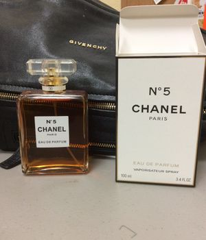 Chanel No 5 perfume for Sale in Huntington Beach, CA