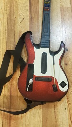Guitar Hero | Red Guitar 🎸 for Sale in Concord,  CA