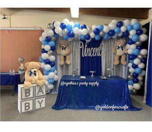 Bear Baby Shower Set Up for Sale in Huntington Park, CA