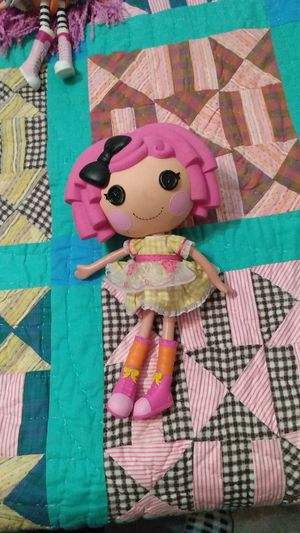 Lalaloopsy doll for Sale in Houston, TX