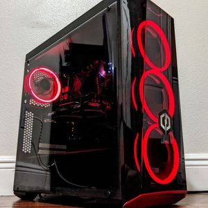I5 7400 RX 580 B250 8GB DDR4 1TB HD VR Gaming Computer Desktop Gamer PC Computadora De Juegos for Sale in Orlando, FL