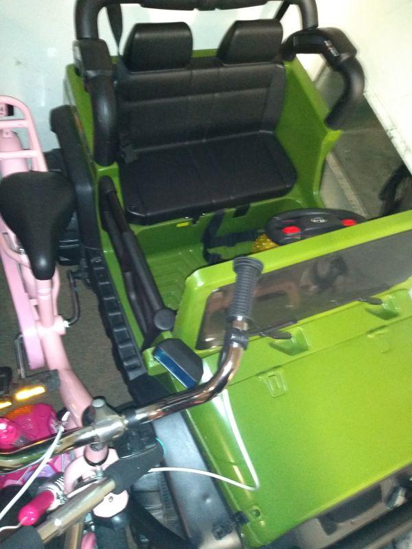 Powercar Jeep
