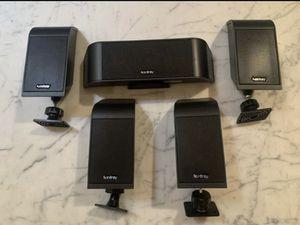 Infinity TSS 5 Speaker System for Sale in Austin, TX