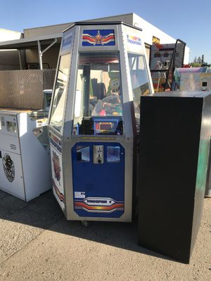 Ticket troopers arcade redemption video game for Sale in Fresno, CA