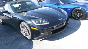 2010 Chevy Corvette In Immaculate Shape for Sale in Arlington, TX