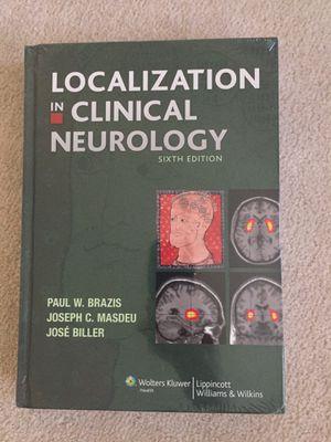 Localization in clinical neurology. for Sale in Sacramento, CA