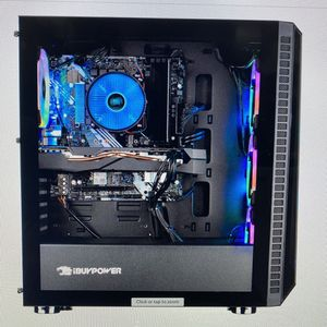 """Gaming Desktop Bundle-2.9GHz Core i5 -32"""" Curved Monitor for Sale in Los Angeles, CA"""