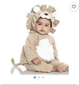 Carter's Baby Lion Halloween Costume for Sale in Orange, CA