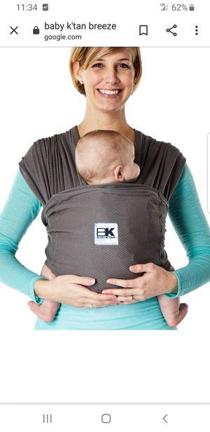 Baby K'tan breeze size XS for Sale in Casselberry, FL