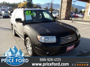 2007 Subaru Forester for Sale in Port Angeles, WA