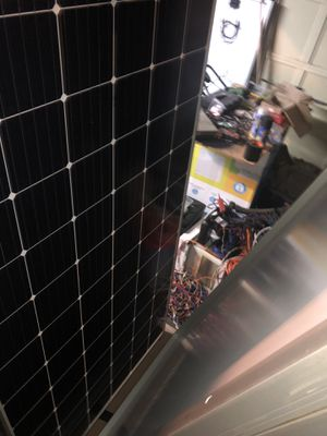 365 watts solar panels brand new 48 volts 275 each for Sale in Meriden, CT