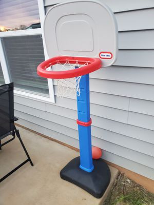 Little Tikes Basketball Goal for Sale in Clayton, NC