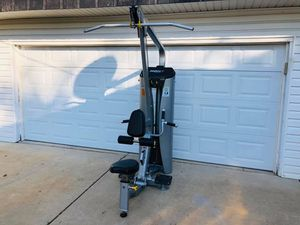Lat Pull Down - Back Row - Hoist - Gym Equipment - Fitness - Work Out - Exercise for Sale in Downers Grove, IL