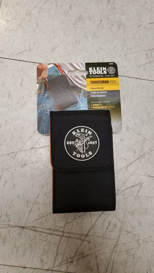 "Klein tools, ""Tradesman Pro"" cellphone holder for Sale in Placentia, CA"