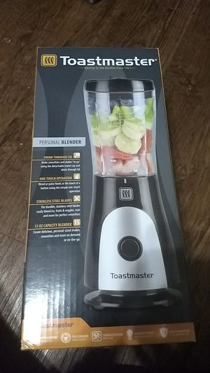 Toast master personal blender for Sale in Plano, TX