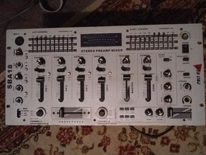 Vintage eq preamp recording/DJ equipment for sale!! for Sale in Tampa, FL