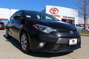 2016 Toyota Corolla for Sale in Grapevine, TX