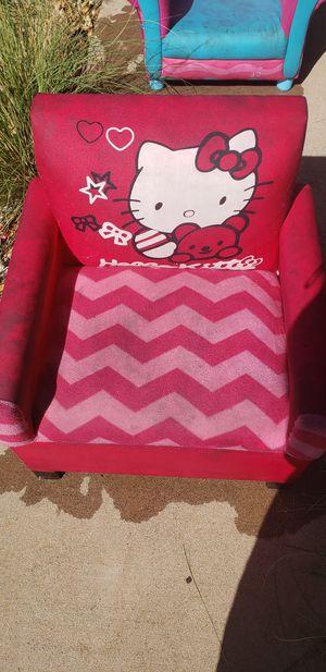 Hello Kitty kids chair for Sale in Glendale, AZ