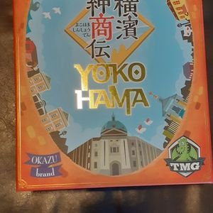 Yokohama Deluxe Edition Board Game for Sale in Richardson, TX