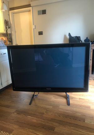 Panasonic tv-p50 Great condition, not a smart tv for Sale in Lancaster, PA