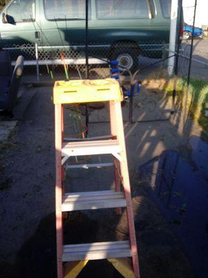 Werner 4 ft ladder for Sale in Bakersfield, CA