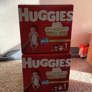 Huggies Diapers Size 1 for Sale in San Diego, CA