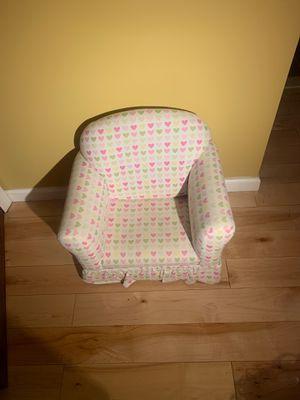 Kids heart design rocking chair for Sale in Upper Saddle River, NJ