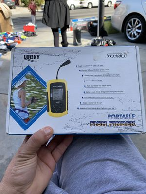 Fish finder for Sale in Wildomar, CA