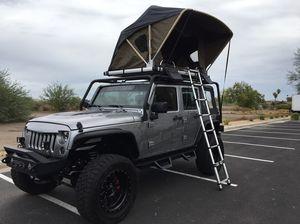 2018 Jeep Wrangler JK Unlimited SEMA SHOW OVERLAND CONCEPT $60k Invested for Sale in Glendale, AZ