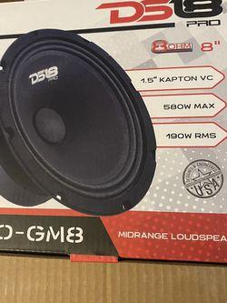 "Ds18 PRO 8"" Car Speakers for Sale in Merchantville,  NJ"