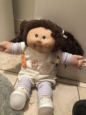 Vintage cabbage patch doll for Sale in Alexandria, VA