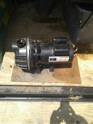 Ever built sprinkler motor 1hp for Sale in Snellville, GA