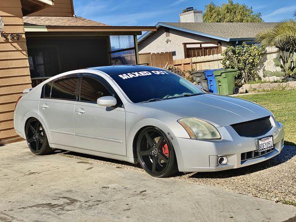 Nissan maxima 3.5 SE