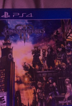 Kingdom hearts III for Sale in Hartford, CT