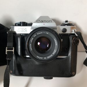 Vintage Canon AE-1 Manual Camera for Sale in Solana Beach, CA