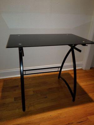 Glass desk - partial for Sale in San Antonio, TX